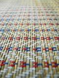 Patroon van het weven Royalty-vrije Stock Afbeelding