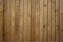 Patroon van houten oppervlakte Royalty-vrije Stock Foto