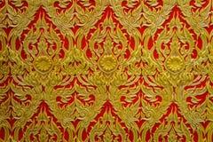 Patroon van kaarswas Royalty-vrije Stock Afbeeldingen
