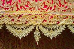 Patroon van kaarswas Royalty-vrije Stock Afbeelding