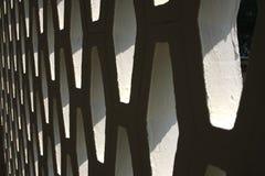 Patroon van Licht Stock Afbeeldingen