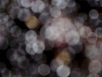 Patroon van Lichten Royalty-vrije Stock Afbeelding