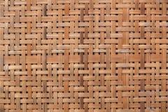 Patroon van mand Royalty-vrije Stock Afbeelding