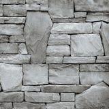 Patroon van oude Opgedoken steenmuur stock afbeelding