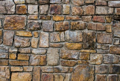 Patroon van oude steenMuur Royalty-vrije Stock Foto
