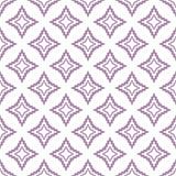 Patroon van purpere ruiten stock afbeelding