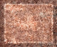 Patroon van roze steen Royalty-vrije Stock Fotografie