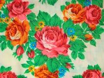 Patroon van rozen Royalty-vrije Stock Afbeeldingen