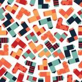 Patroon van sokken Stock Afbeeldingen