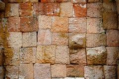 Patroon van steenblok Royalty-vrije Stock Afbeelding