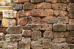 Patroon van steenblok Stock Afbeeldingen