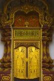 Patroon van tempeldeur Royalty-vrije Stock Afbeelding