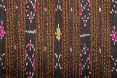 Patroon van Thaise silkà ¹ Stock Foto
