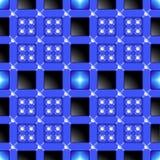 Patroon van verschillende geometrische cijfers vector illustratie