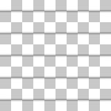 Patroon van vierkant stock illustratie