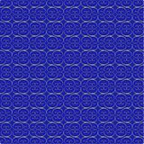 Patroon van vignet royalty-vrije illustratie