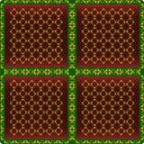 Patroon van vignet vector illustratie