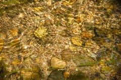 Patroon van water Stock Foto