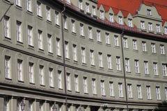 Patroon van windown in München, Duitsland royalty-vrije stock foto's
