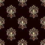 Patroon voor behang vector illustratie