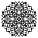 Patroon voor borduurwerk Stock Afbeelding