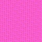 Patroon voor de Kaart van de Valentijnskaartendag Stock Afbeeldingen