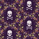 Patroon voor Halloween Royalty-vrije Stock Afbeelding