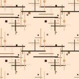 Patroon voor textiel, behang vector illustratie