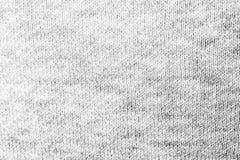 Patroon witte Micro- fabrick achtergrond Stock Afbeelding