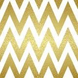 Patroon in zigzag Royalty-vrije Stock Foto