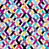 patroonachtergrond Stock Foto