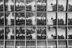 Patroondak van luchthaventerminal bij Suvarnabhumi-Luchthaven Royalty-vrije Stock Fotografie