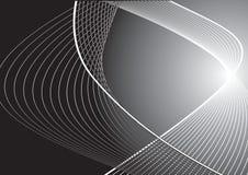 Patroonzijde - nacht Stock Afbeelding