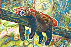 Patroszeni zwierzęta Zdjęcie Stock