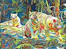 Patroszeni zwierzęta Fotografia Royalty Free