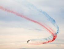 patrouille de Франции Стоковые Изображения