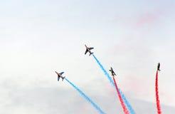 Patrouille de Francja Zdjęcia Stock