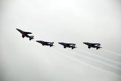 Patrouille de Francja (2) Zdjęcia Royalty Free