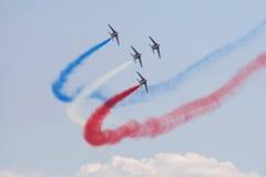 Patrouille DE Frankrijk Stock Foto