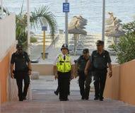 Patrouille 021 de police Images stock