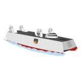 Patrouillenboote Lizenzfreie Stockfotografie