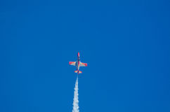 Patrulla Aguila acrobatic squad Royalty Free Stock Image