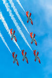 Patrulla Aguila Stock Images