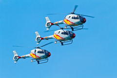 Patrulla Aspa Royalty Free Stock Photos