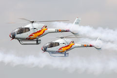 Patrulla Aspa Royalty Free Stock Photo