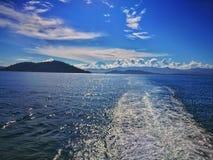 Patrulla del mar foto de archivo
