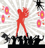 PATRY DANCE stock photo