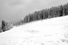 patrz zell austria Obraz Stock