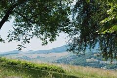 Patrzeje krajobraz Zdjęcie Stock