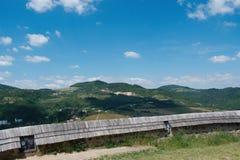 Patrzeje krajobraz Zdjęcie Royalty Free
